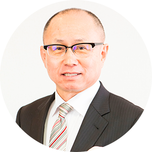 横山 研治 氏 立命館アジア太平洋大学 副学長